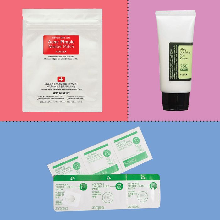 moisturizer sunscreen sheet masks and more the strategists beauty editor documents the