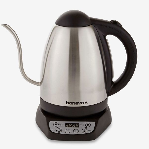 Bonavita 1.7-Liter Variable Temperature Gooseneck Kettle