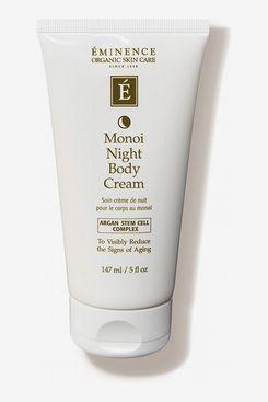 Eminence Organic Skin Care Monoi Night Body Cream