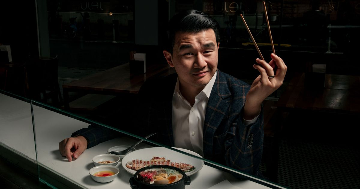 Comedian Ronny Chieng Cares About His Food's Feelings thumbnail