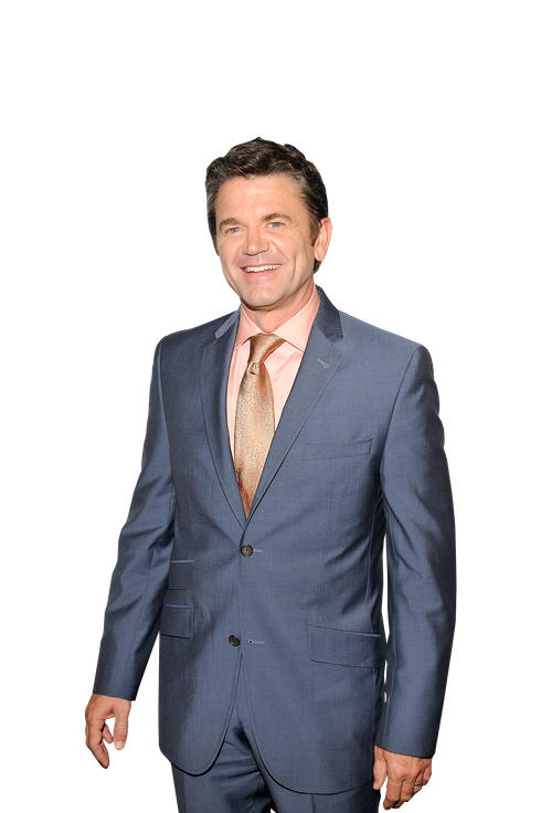 John Michael Higgins On Playing The Gay Ex In Happily