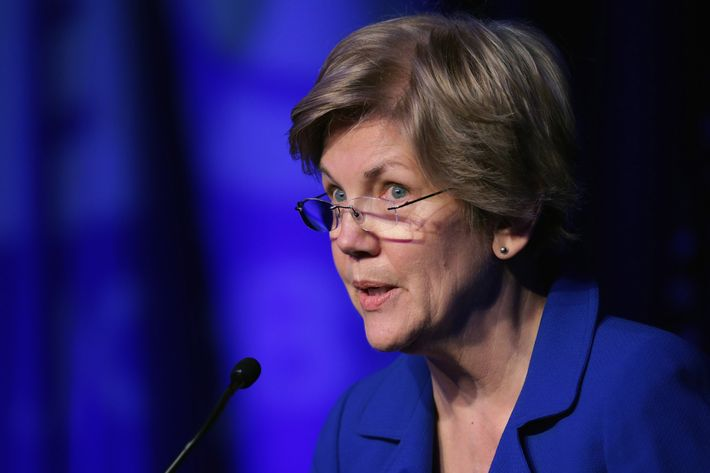 Watch Elizabeth Warren Beautifully Grill Ben Carson on Trump's Ethics Conflicts