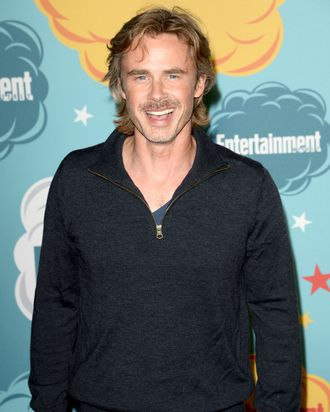 Actor Sam Trammell attends Entertainment Weekly's Annual Comic-Con Celebration at Float at Hard Rock Hotel San Diego on July 20, 2013 in San Diego, California.