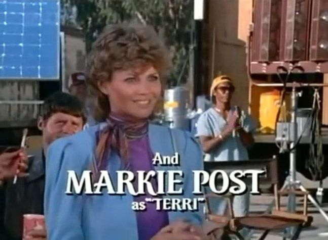 Markie Post 2019