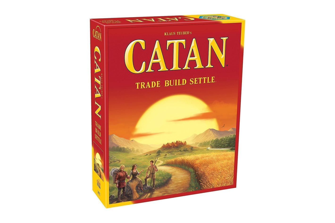 Settlers of Catan , Standard Edition