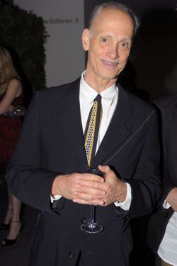 John Waters==The Museum of Modern Art Film Benefit Celebrates PEDRO ALMODOVAR==MoMA, NYC==November 15, 2011==©Patrick McMullan==Photo - CLINT SPAULDING/PatrickMcMullan.com====