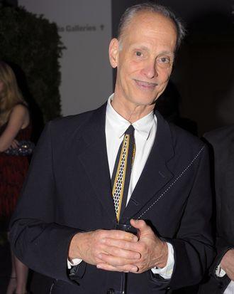 John Waters==The Museum of Modern Art Film Benefit Celebrates PEDRO ALMODOVAR==MoMA, NYC==November 15, 2011==?Patrick McMullan==Photo - CLINT SPAULDING/PatrickMcMullan.com====