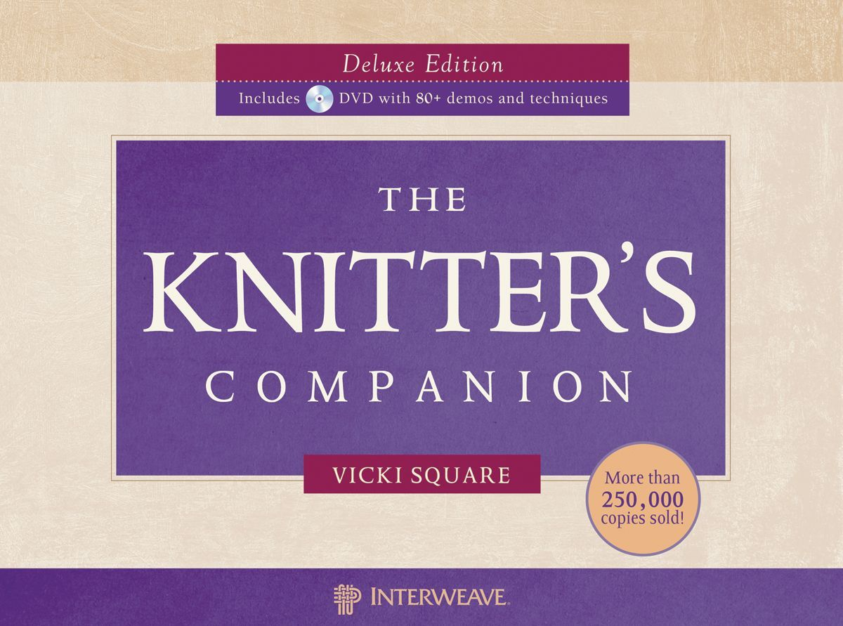 The Knitter's Companion, by Vicki Square