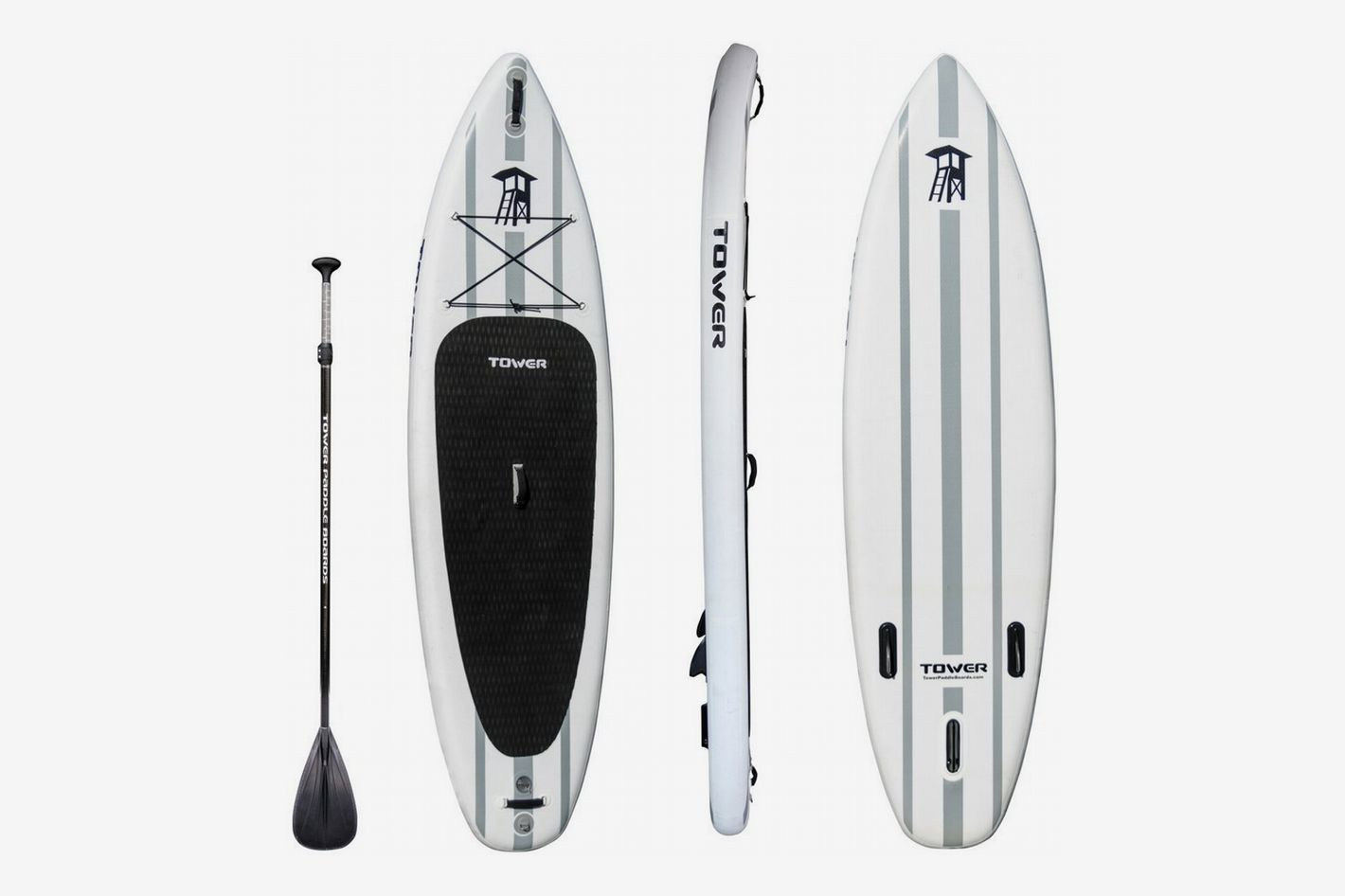 "Tower Inflatable 10'4"" Stand Up Paddle Board"