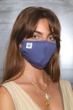 Reuse Masks LA Pastel Blue Mask