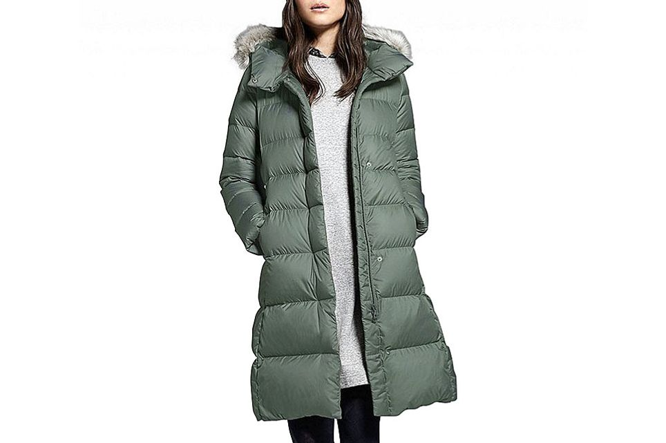 Uniqlo Women's Lightweight Down Coat