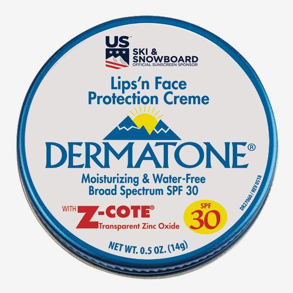 Dermatone Z-Cote Lips 'n Face Protection Cream – SPF 30
