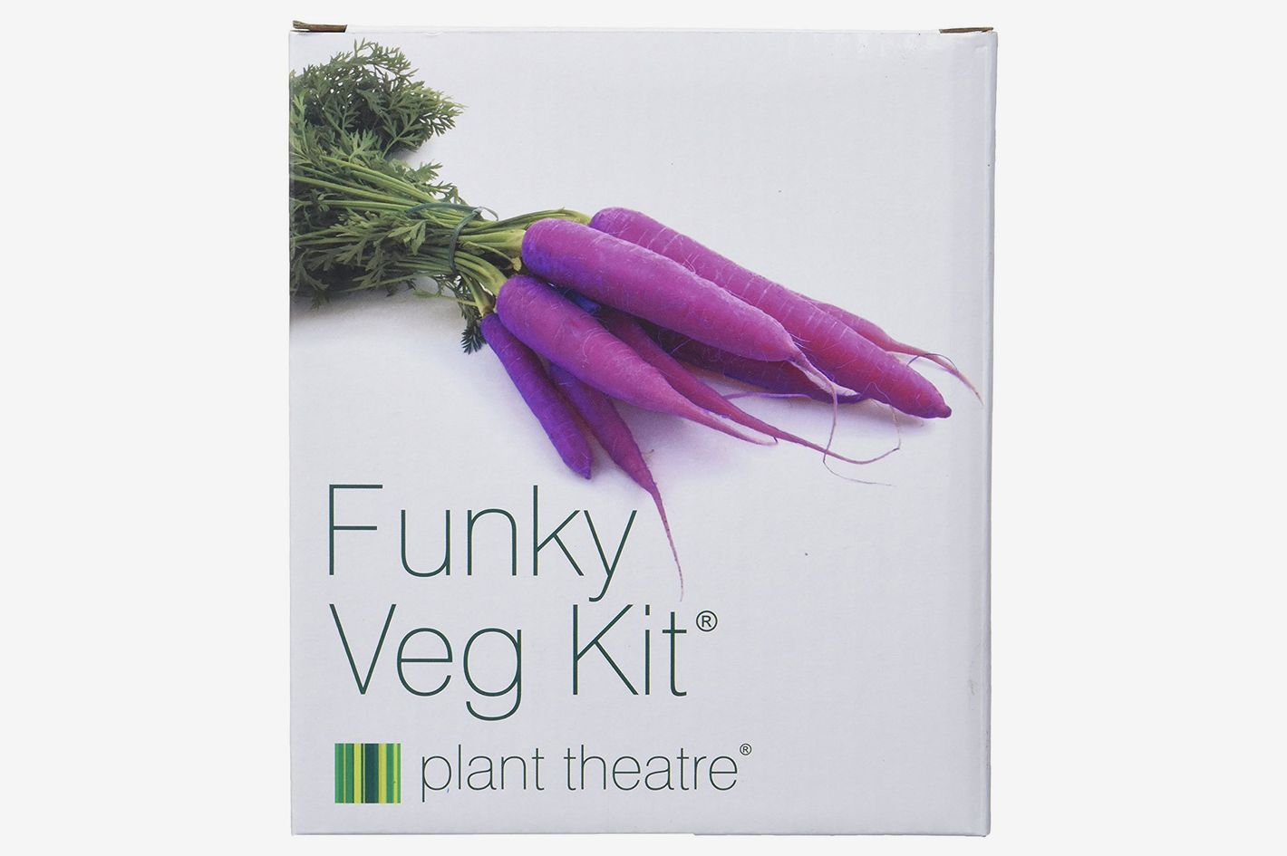 Plant Theatre Funky Veg Kit Gift Box