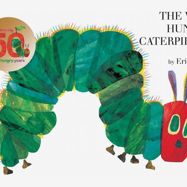 The Very Hungry CaterpillarBoard book