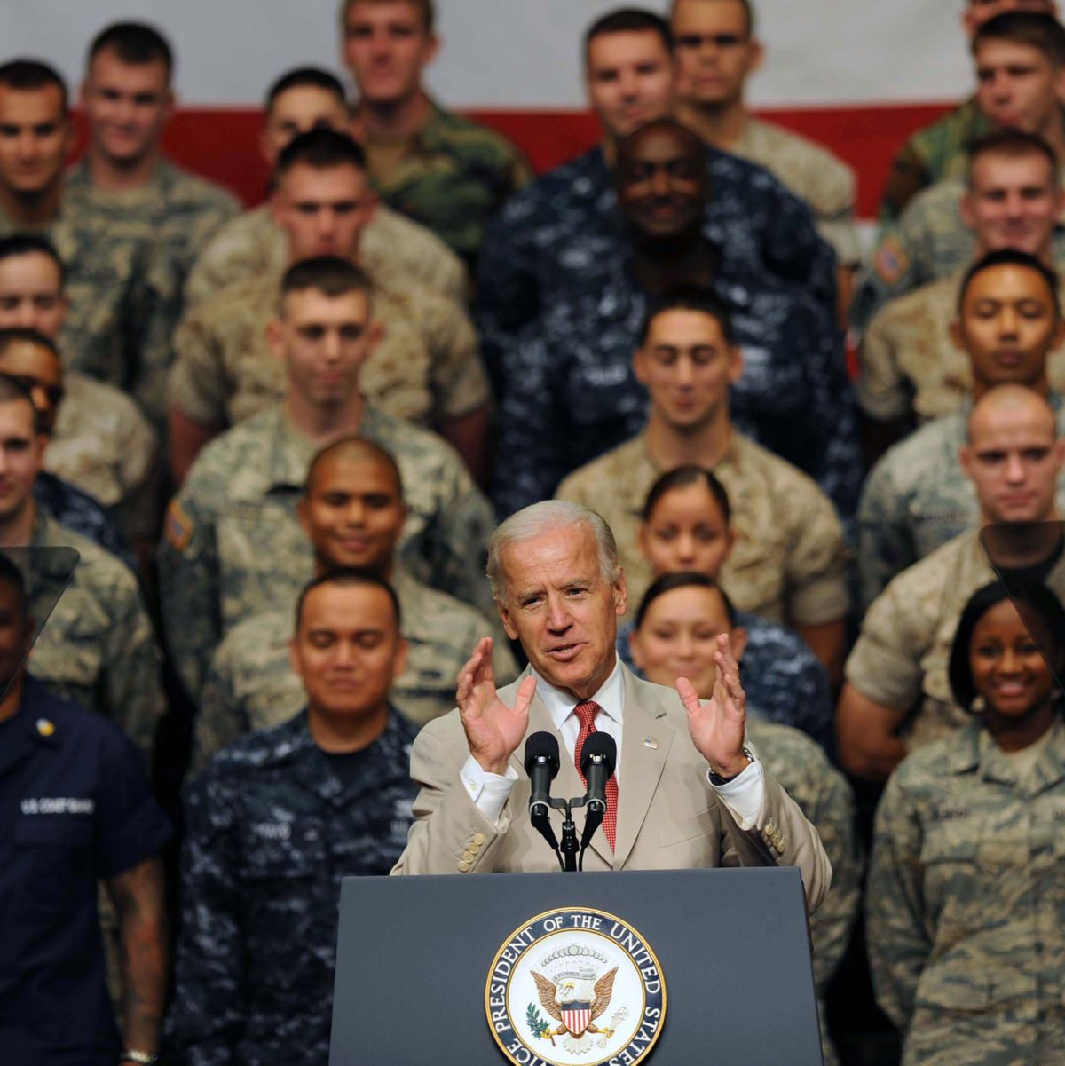 Could Biden Move Left on National Security?