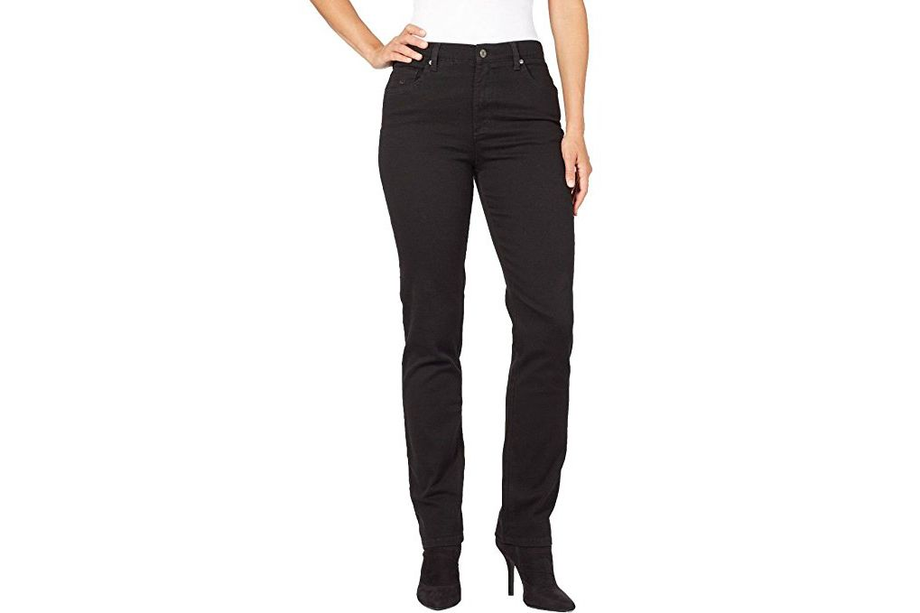 2a790cb653 Gloria Vanderbilt Amanda Tapered Jeans at Amazon
