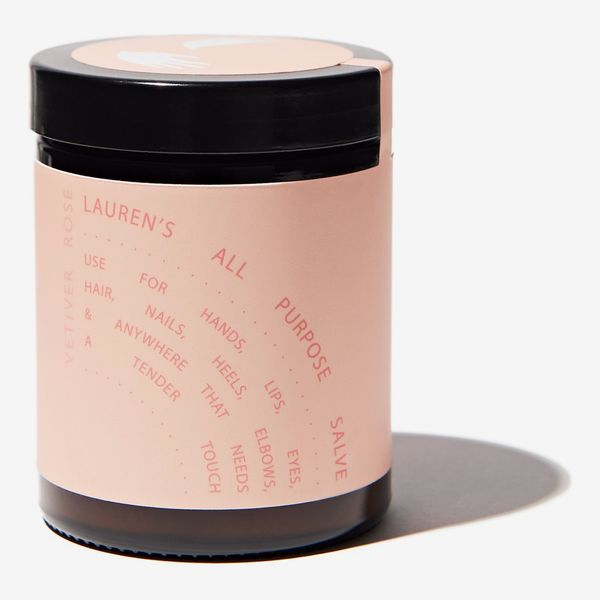 Lauren's All Purpose Rose Vetiver LAP Salve