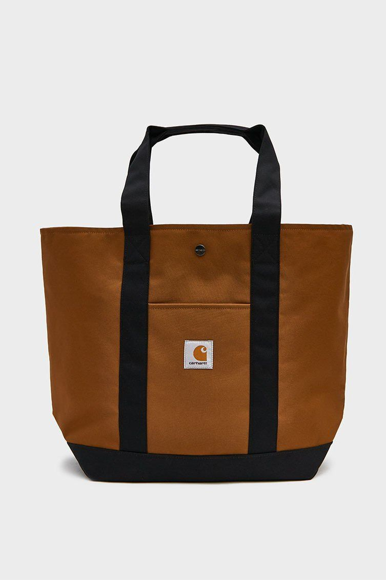 Carhartt WIP Simple Canvas Tote in Hamilton Brown