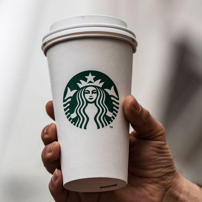 Starbucks hookup