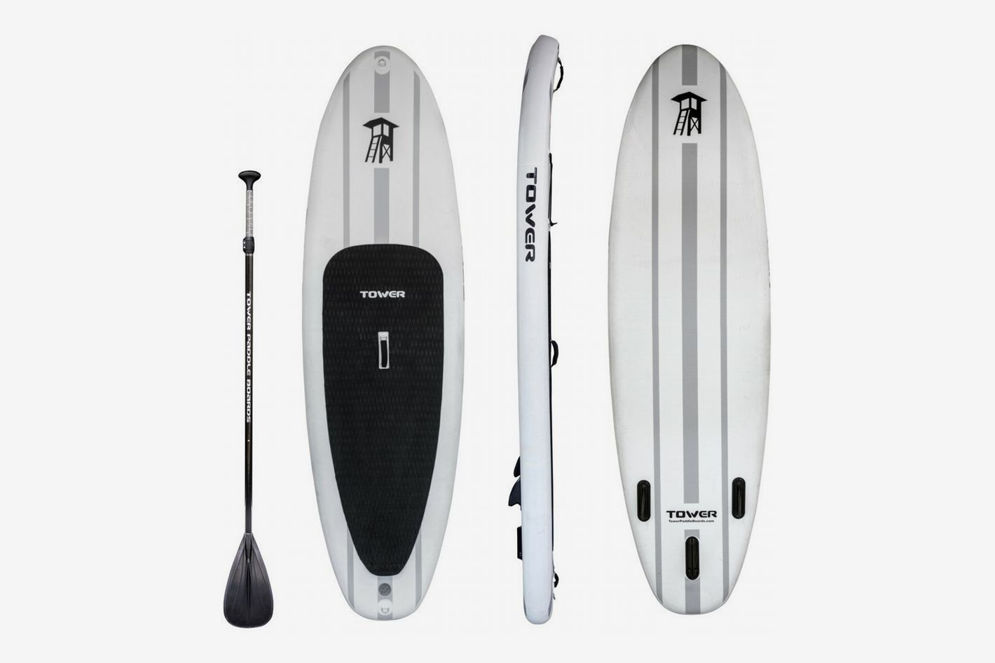 "Tower Inflatable 9'10"" Stand Up Paddle Board"