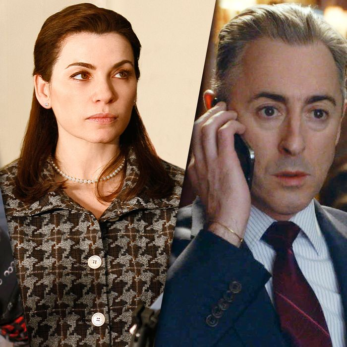 The Best And Worst Of The Good Wife