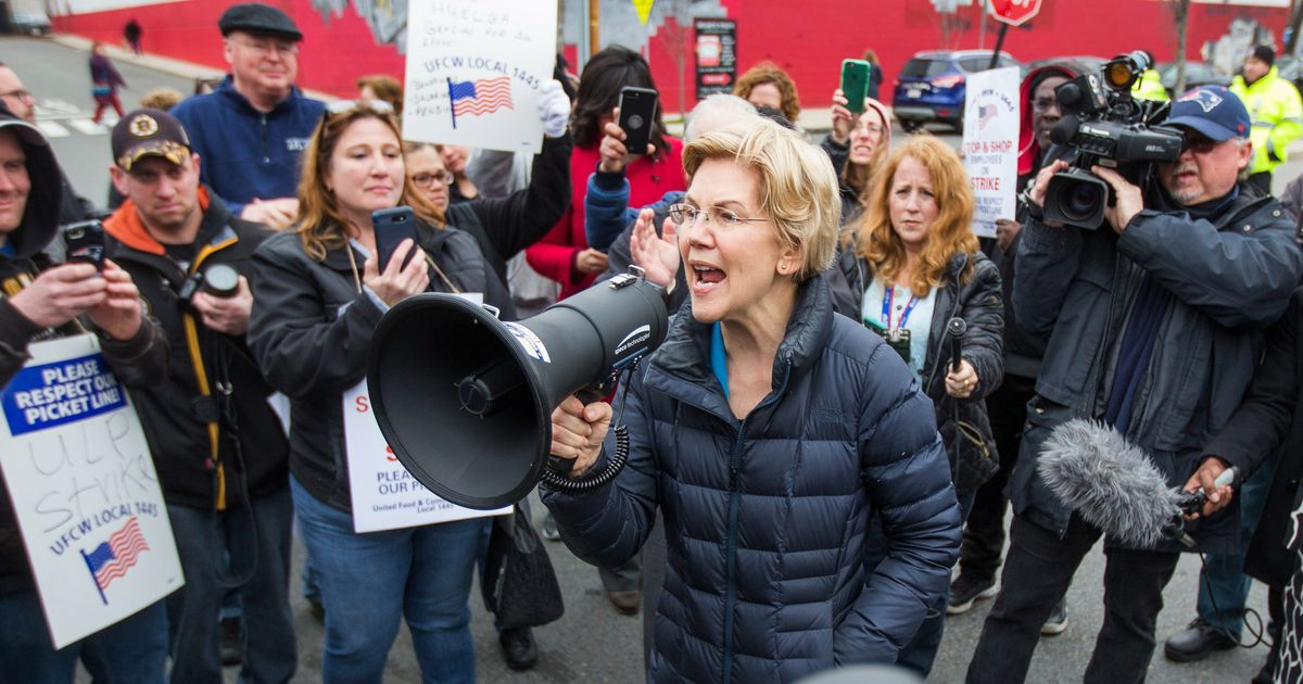 Massive Stop & Shop Strike Raises Stakes for 2020 Dems