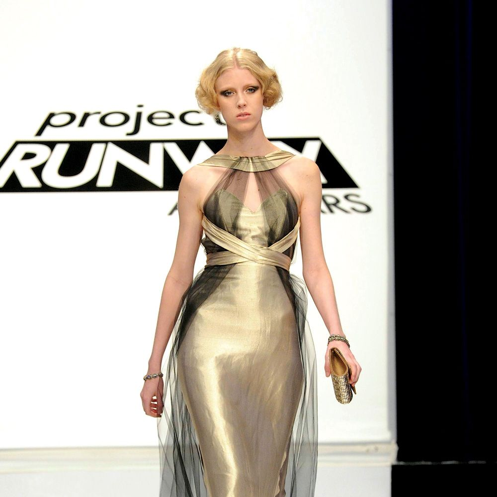 Vulture Project Runway >> Project Runway All Stars Recap: Going, Going, (Opera) Gown