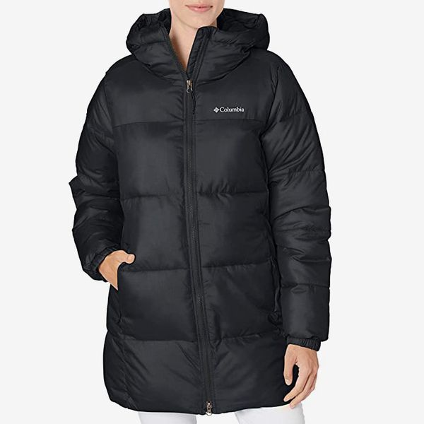 Columbia Puffect Mid Hooded Winter Jacket