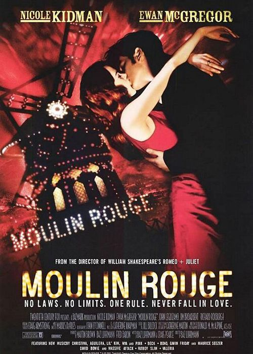 The production design of <em>Moulin Rouge!</em>