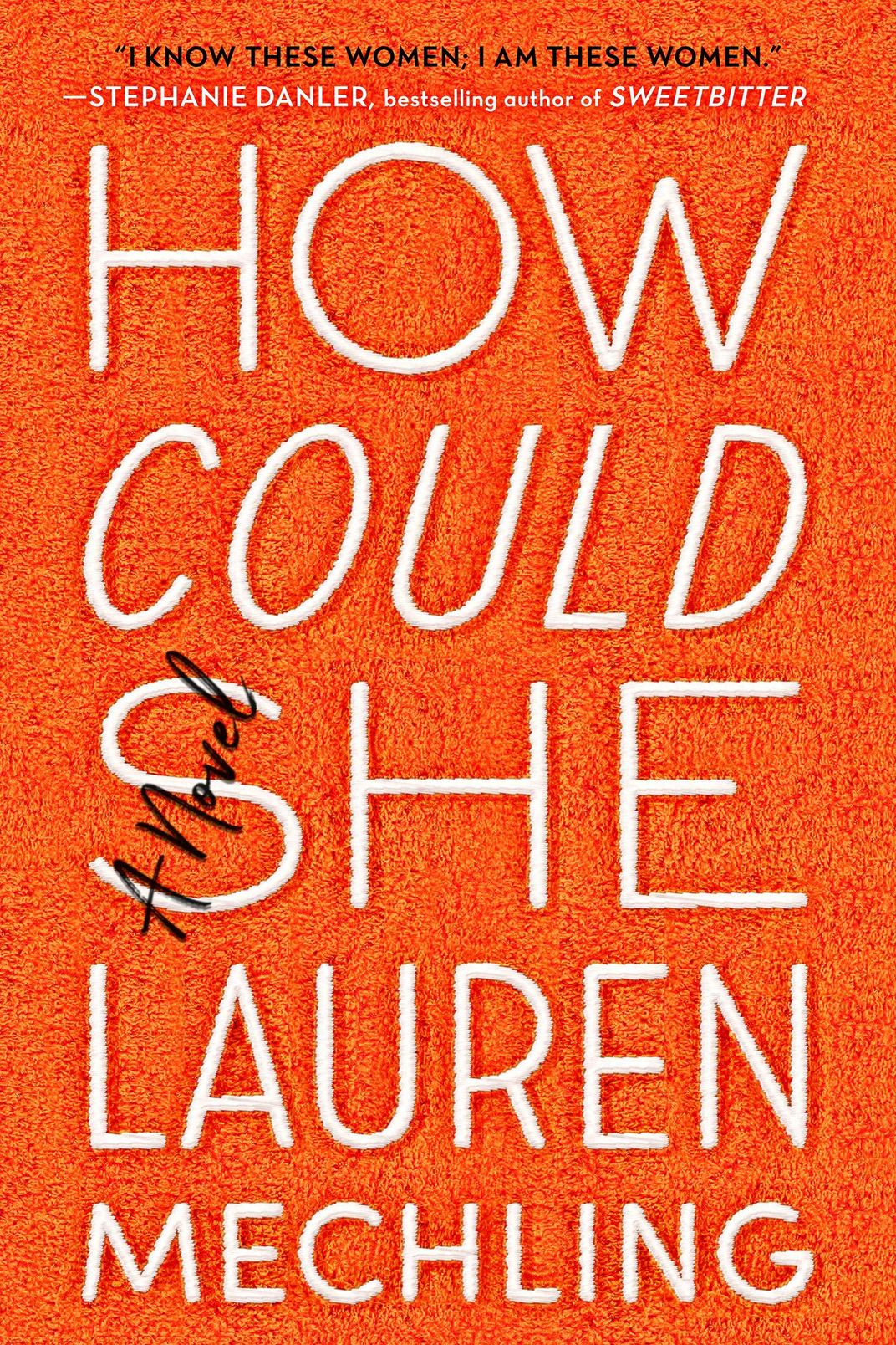 How Could She, by Lauren Mechling (Viking, June 25)