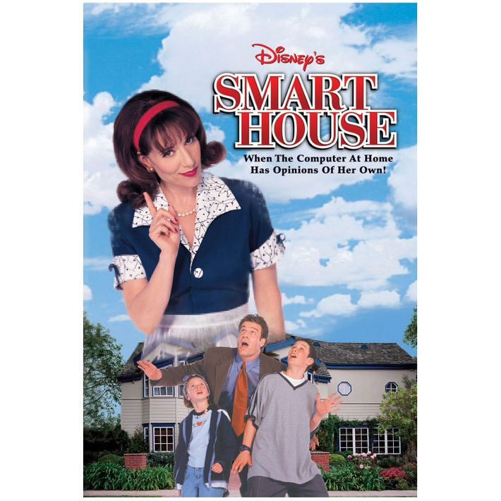 "The poster for Disney's ""Smart House."""