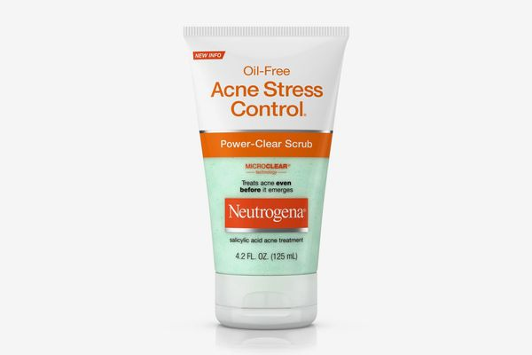 Neutrogena Oil-Free Acne Stress Control Power-Clear Scrub