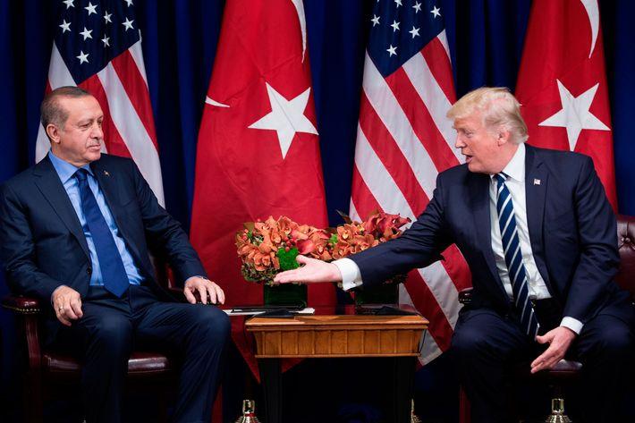 Sterke daling Turkse lira en het schaakspel: Erdogan, Trump's heffingen en de ING bank
