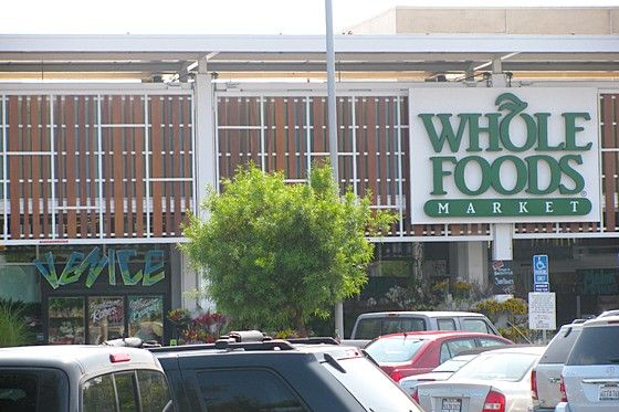 Whole Foods in Venice, California.