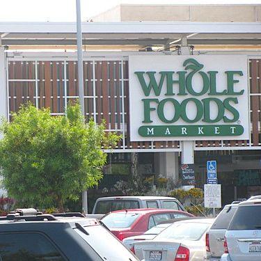 Whole Foods in Venice, California.