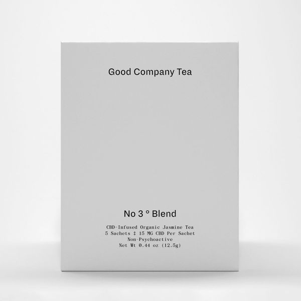 Good Company Tea No 3° Blend