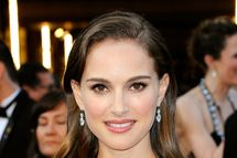 Actress Natalie Portman arrives at the 84th Annual Academy Awards
