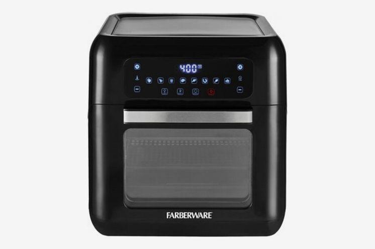 Farberware 6-Quart Digital XL Air Fryer Oven, Black