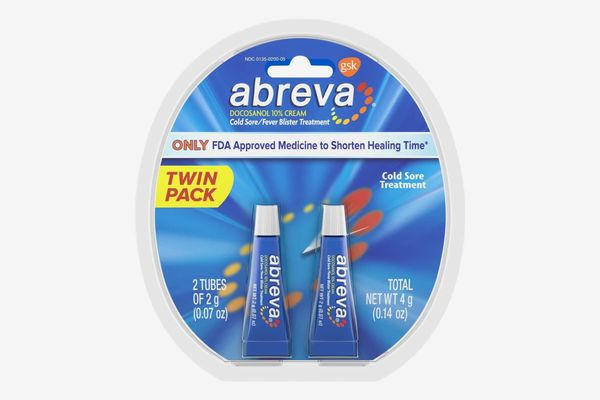 Abreva Docosanol 10 Percent Cream Tube