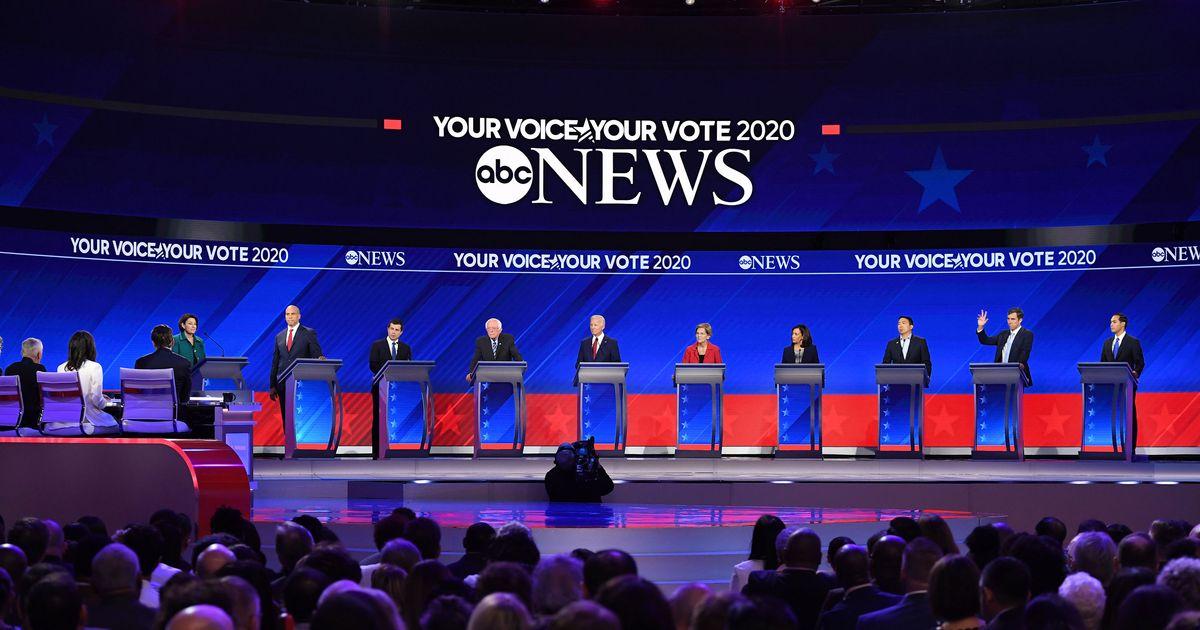 Debate Poll: Warren Won, Castro Lost, But Race Didn't Change