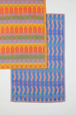 Set of Two Tea Towels