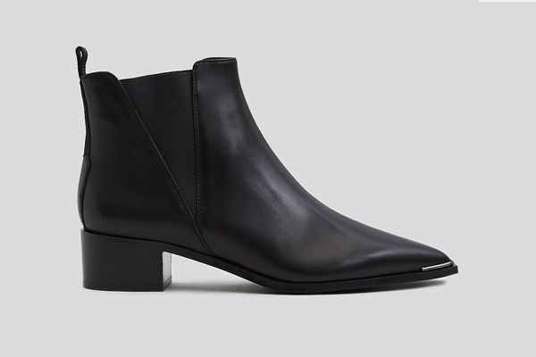 Acne Studios Mono Jensen Boot in Black