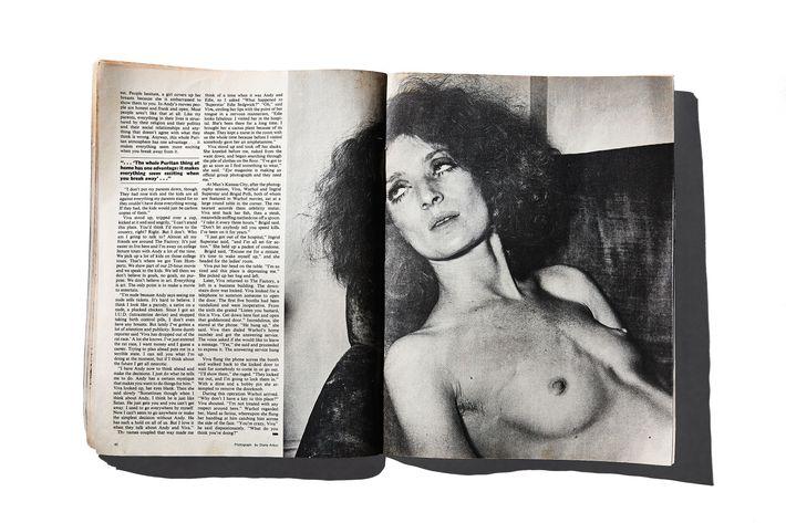 """La Dolce Viva"" by Barbara L. Goldsmith from April 29, 1968."