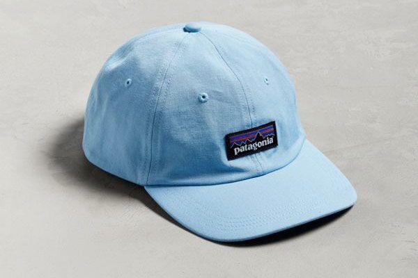 Patagonia P-6 Brand Logo Baseball Hat