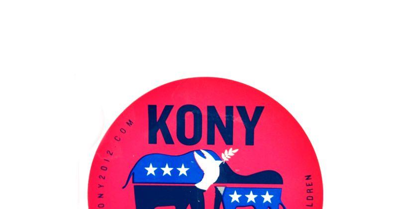 Kony 2012 Guy Arrested...