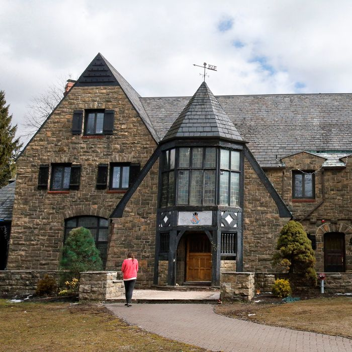 Penn State's Kappa Delta Rho house.