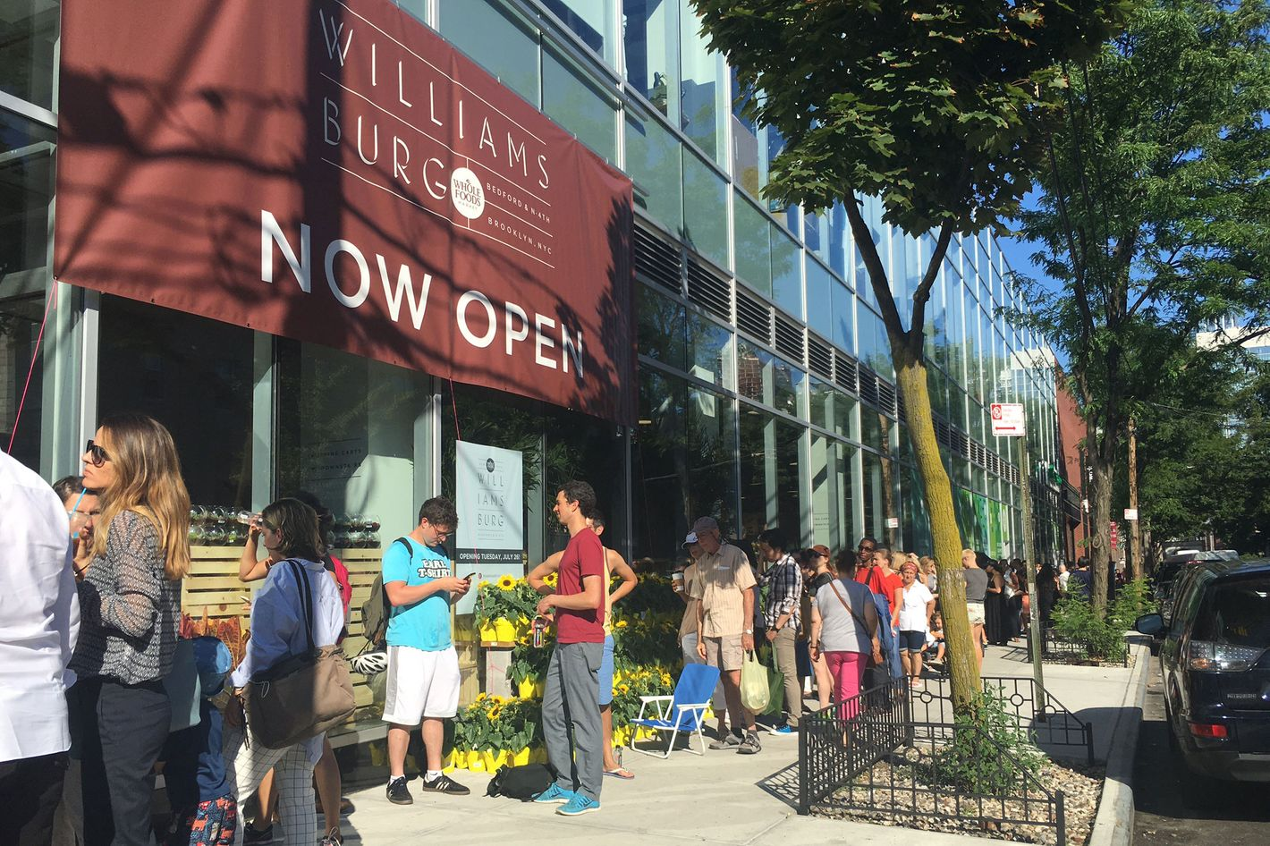 Whole Foods Williamsburg Open Today