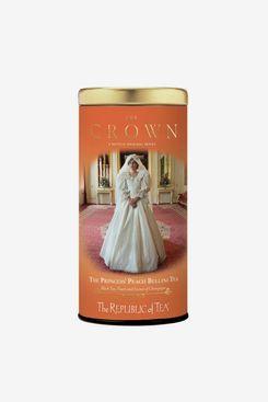 The Crown: The Princess' Peach Bellini Tea