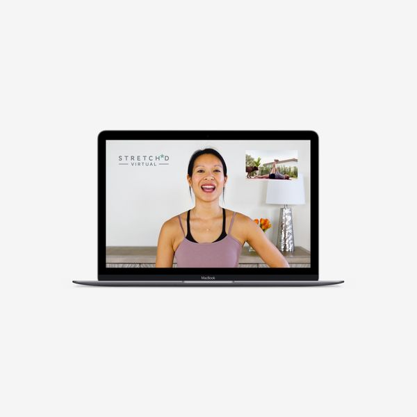 Stretch*d Virtual Session