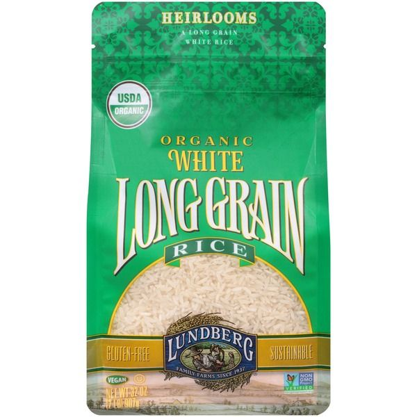 Lundberg Family Farms White Long Grain Rice